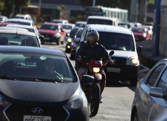 Registros de acidentes serão feitos pela internet a partir de terça | Marcos Santos | USP Imagens