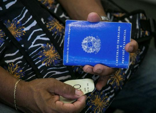 Desemprego na Bahia fica em 19,6% em setembro e tem a maior taxa do Brasil | Divulgação | Edson Lopes Jr | A2AD