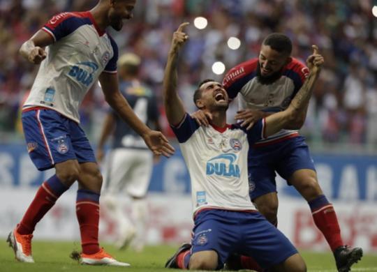 Bahia se consagra bicampeão baiano e mantém hegemonia no estado | Adilton Venegeroles | Ag. A TARDE