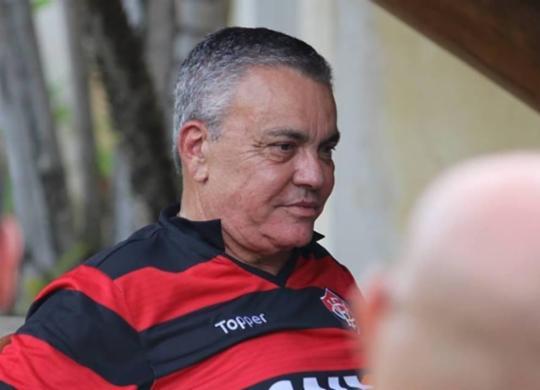 Paulo Carneiro tem afastamento da presidência prorrogado por mais 60 dias | Divulgação | Vitória Gigante