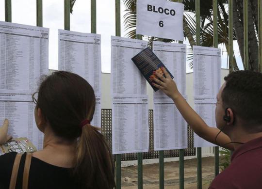 Enem: candidatos têm até a próxima quinta-feira para pagar inscrição | Valter Campanato l Agência Brasil