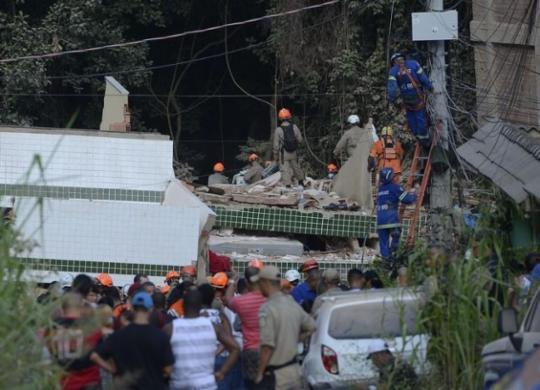 Justiça decreta prisão de responsáveis por edifícios na Muzema | Fernando Frazão | Agência Brasil