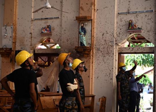 Número de mortos em ataques no Sri Lanka sobe para 290 | Jewel Samad | AFP