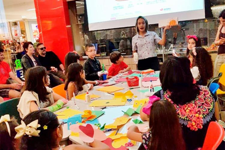 Atividade gratuita é voltada para crianças entre 4 e 10 anos - Foto: Divulgação