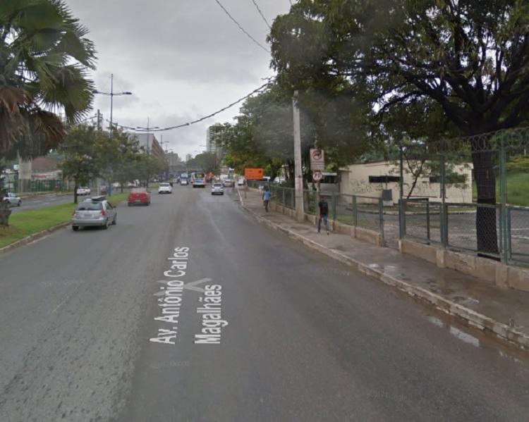 Não há detalhes do que provocou o acidente - Foto: Google Maps | Reprodução