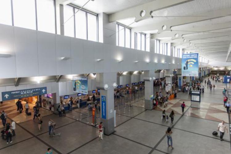 Obras no aeroporto vão das 6h às 14h - Foto: Divulgação | Governo Federal