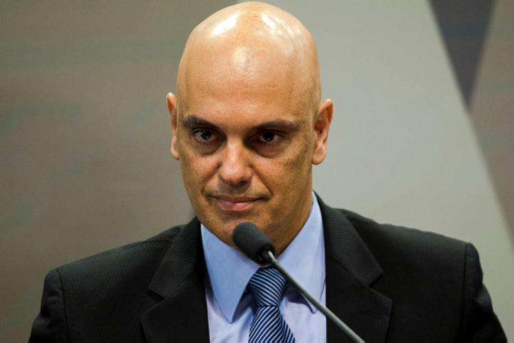 Ministro Alexandre de Moraes é o relator do inquérito que apura fake news contra a Corte - Foto: Marcelo Camargo | Agência Brasil