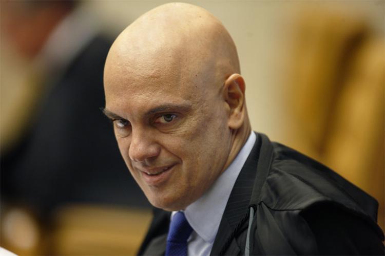 A decisão foi divulgada após ministros do STF criticarem censura de reportagem sobre o presidente da corte - Foto: Rosinei Coutinho l SCO l STF l 11.4.2019