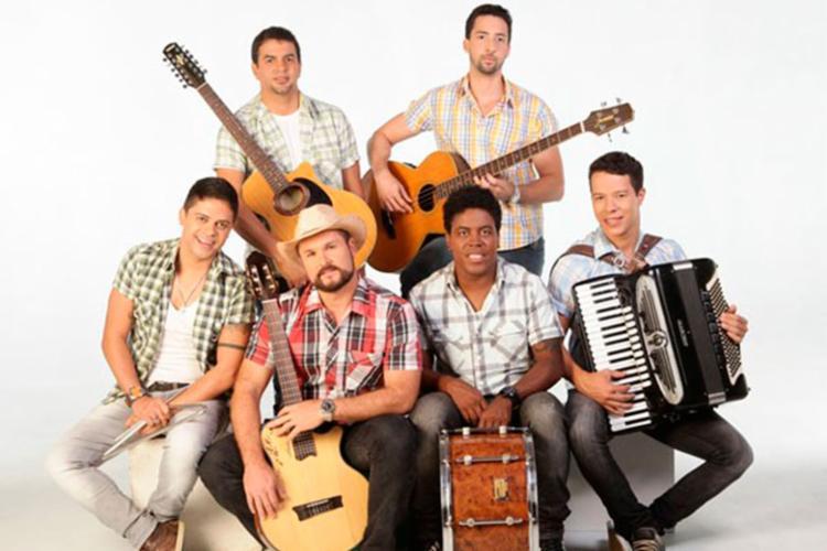 Banda Estakazero é uma das atrações confirmadas para o Maior Arraiá das Antigas - Foto: Divulgação