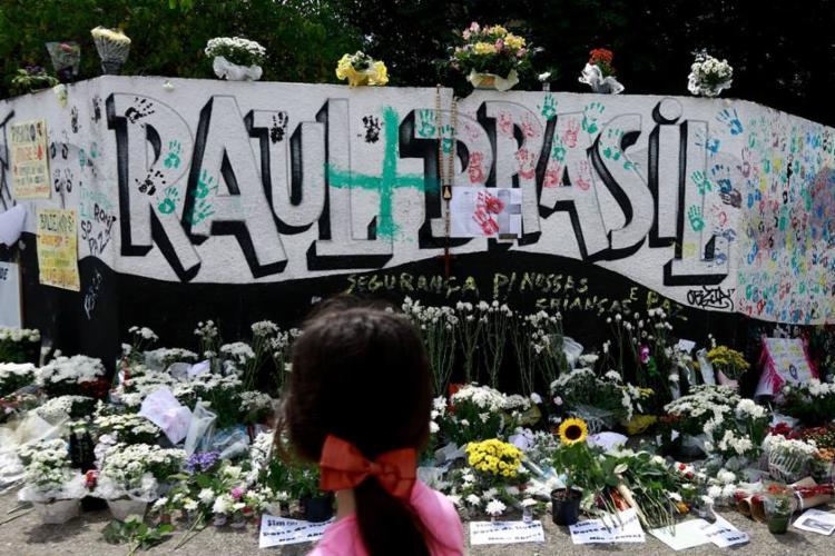 Segundo os pais das vítimas do massacre, a realização do evento é considerada desrespeitosa - Foto: Divulgação | Rafaela Felicciano | Metrópoles
