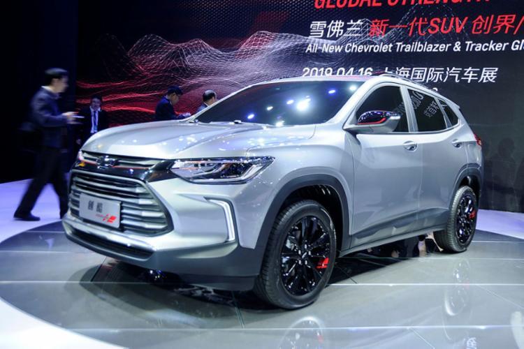 Além de apresentar o novo Onix Sedã, a Chevrolet lança em Xangai o SUV compacto idêntico ao que deverá ser produzido no Brasil em 2020