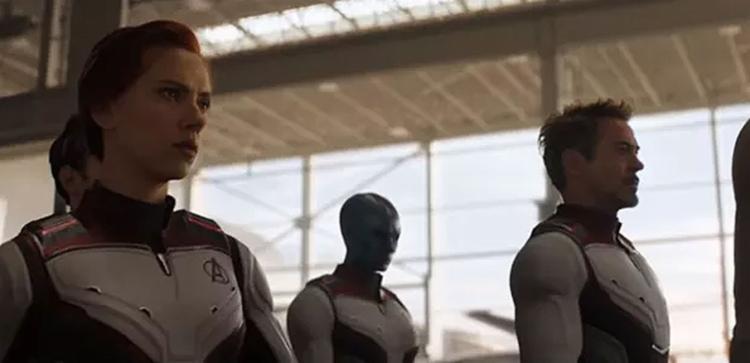 Possíveis cenas do filme foram vazadas a dez dias da estreia - Foto: Reprodução l Marvel