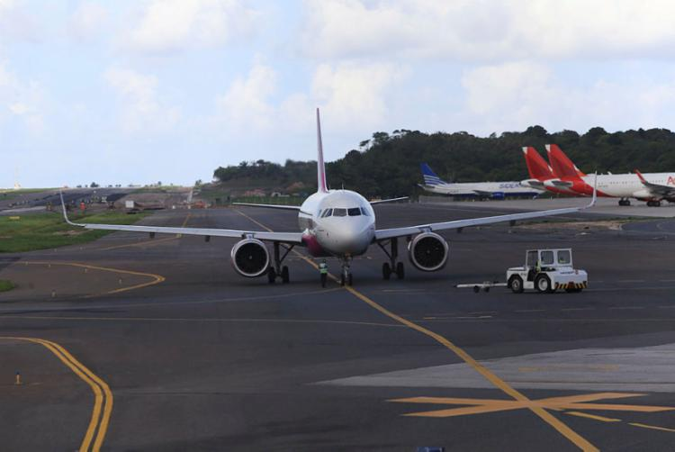 Devolução foi acertada entre a companhia aérea e a Agência Nacional de Aviação Civil (Anac) - Foto: Adilton Venegeroles | Ag. A TARDE