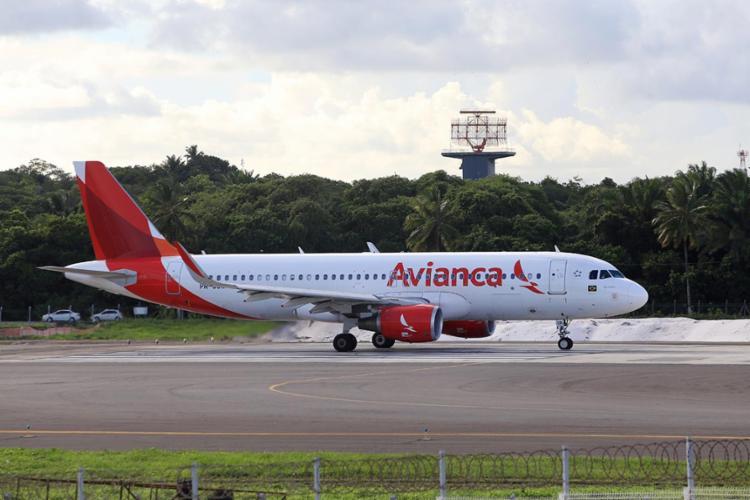 Aeroporto de Salvador está na lista dos prejudicados - Foto: Adilton Venegeroles | Ag. A TARDE
