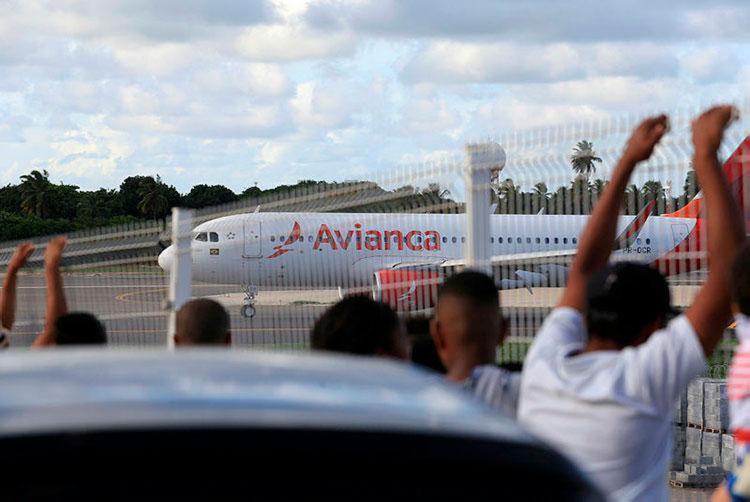 Avianca acumulou dívida de R$ 10 milhões pela falta de pagamento das taxas de embarque desde junho de 2018 - Foto: Adilton Venegeroles   Ag. A TARDE