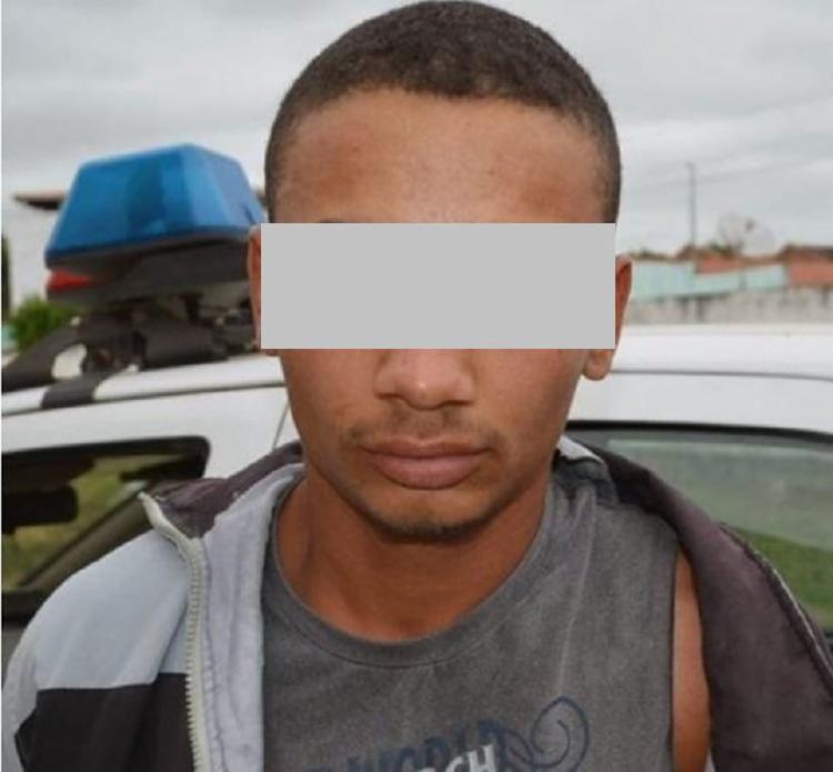 O menor confessou o assassinato, dizendo que Erivelton era agressivo e teria lhe agrediu com tapas - Foto: Reprodução