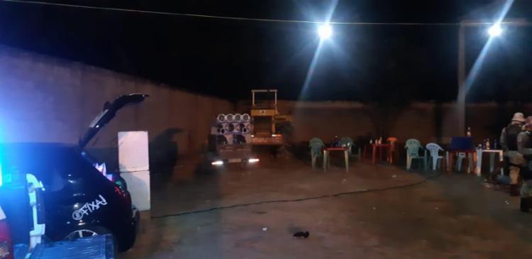 Caso ocorreu na rua Barro Duro, em Simões Filho - Foto: Divulgação | SSP-BA