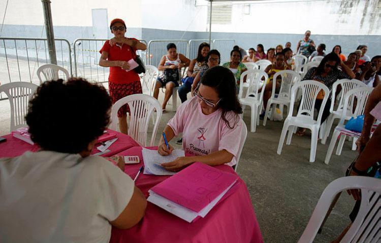 Os serviços serão ofertados no Centro de Saúde Alfredo Bureau, localizado na rua Jaime Sapolnik - Foto: Joá Souza | Ag. A TARDE