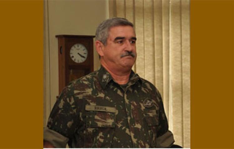Décio dos Santos Brasil é primo do ex-governador Ciro Gomes (PDT) - Foto: Divulgação | Exército
