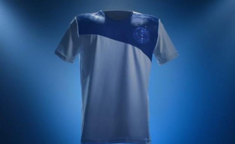 Camisa faz parte de uma peça publicitária e não será comercializada - Foto: Divulgação   EC Bahia