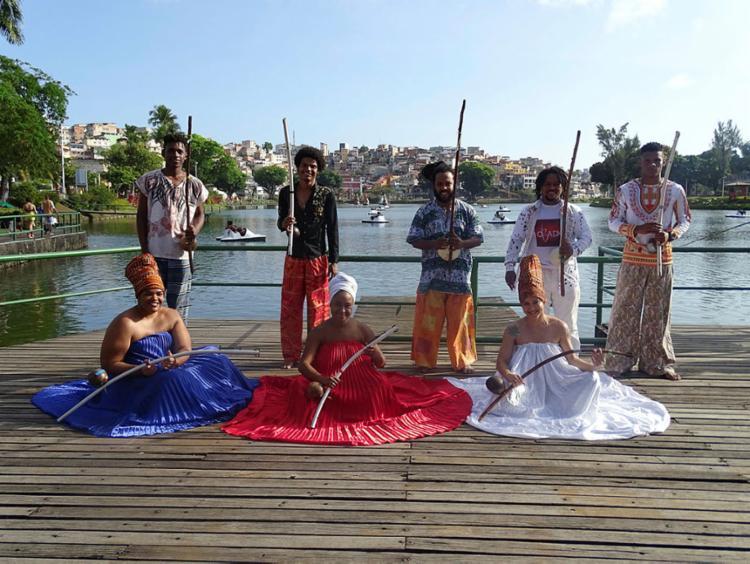 Grupo busca reunir e registrar os cantos originais da arte secular - Foto: Iroko | Divulgação