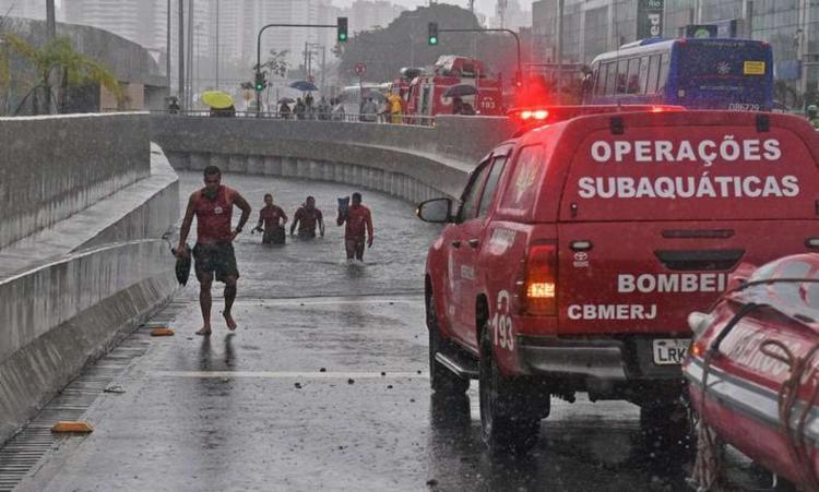 Os nomes das vítimas não foram confirmados - Foto: Reprodução | Carl de Souza | AFP