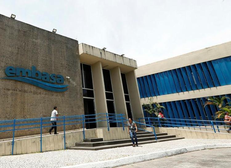 A Embasa necessita repor ou acrescentar a suas equipes de trabalho profissionais de áreas diversas - Foto: Luciano Carcará | Ag. A TARDE