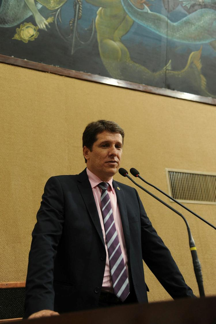 Zé Cocá: 'Vou pensar a sério se fico na política ou não' - Foto: Paulo Mocofaia | Divulgação