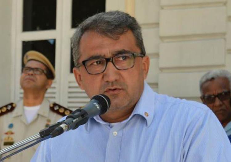 Isaac ganhou a eleição e não levou, descontou no partido - Foto: Divulgação   Prefeitura de Juazeiro