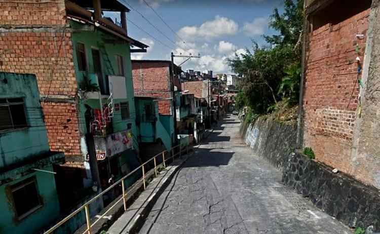 O caso aconteceu na rua Paquetá, em Cosme de Farias, na manhã desta quarta-feira, 3 - Foto: Reprodução | Google Maps