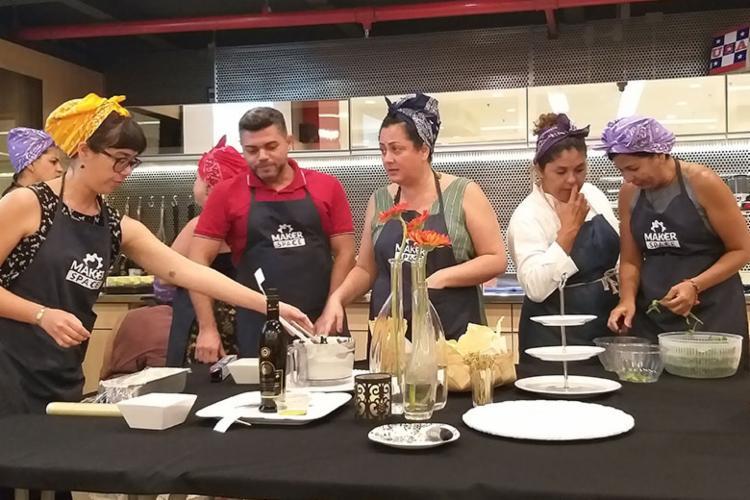 Evento conta com participação da chef de cozinha Kátia Najara - Foto: Divulgação