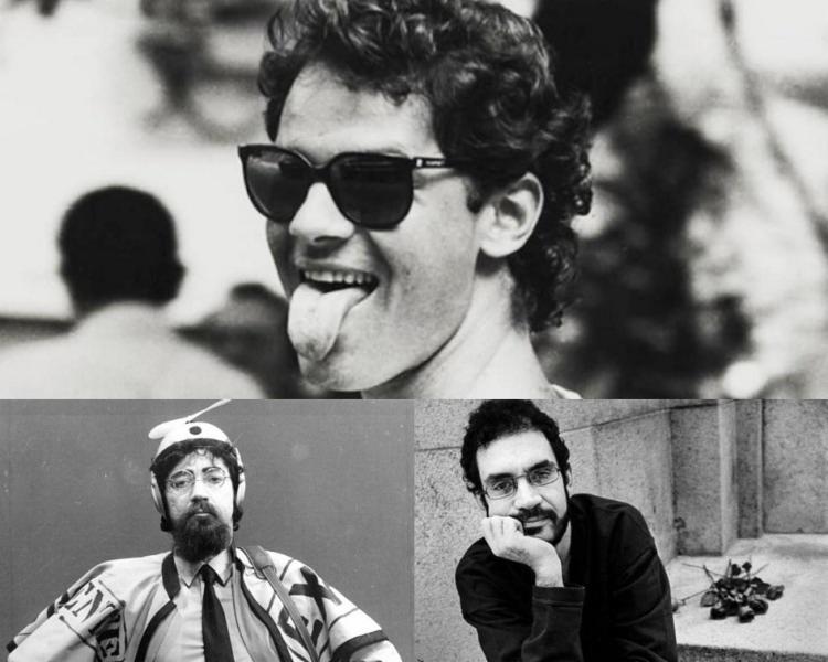 Os cantores Cazuza, Raul Seixas e Renato Russo são homenageados durante o show - Foto: Divulgação