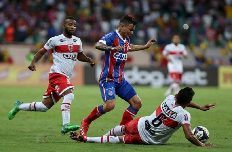 Equipes iniciam a disputa por vaga na terceira fase da Copa do Brasil nesta terça-feira, 2 - Foto: Felipe Oliveira | EC Bahia