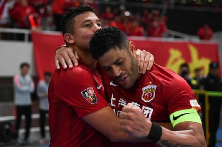 O Shangai SIPG possui o melhor ataque da Superliga com 13 gols - Foto: Divulgação   sina.com.cn
