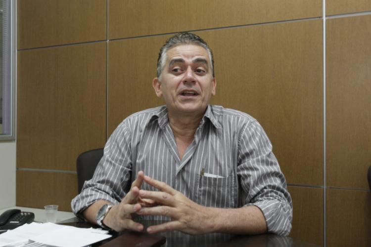 Presídio é candidato a presidência do Vitória pela segunda vez - Foto: Luciano da Matta | Ag. A TARDE