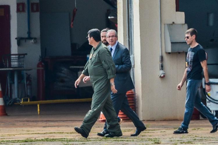 O ex-presidente da Câmara está preso desde outubro de 2016, no Complexo Médico-Penal em Pinhais, região metropolitana de Curitiba - Foto: Wilson Dias l Agência Brasil Brasília