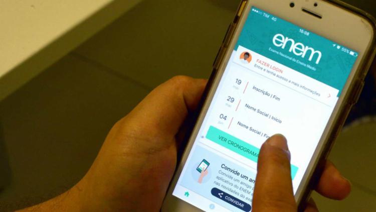 As inscrições para o Enem deverão ser feitas no período de 6 a 17 de maio - Foto: Marcello Casal Jr | Agência Brasil