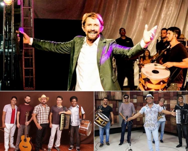 No primeiro dia do evento, 3, se apresentam Adelmário Coelho e as bandas Estakazero e Flor Serena - Foto: Divulgação