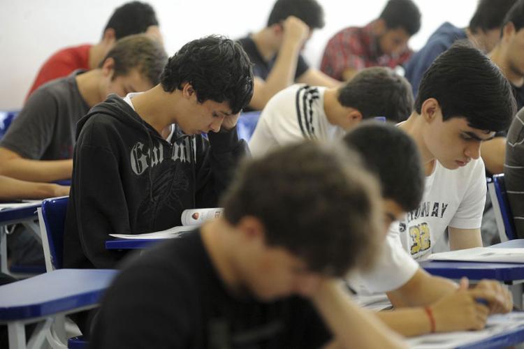 O Programa de Fomento às Escolas de Ensino Médio em Tempo Integral foi lançado para ajudar os estados a implementarem o novo ensino médio - Foto: Agência Brasil | Arquivo