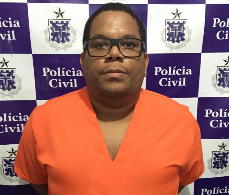 Uadson Lima de Souza era procurado desde 2015 - Foto: Divulgação   SSP
