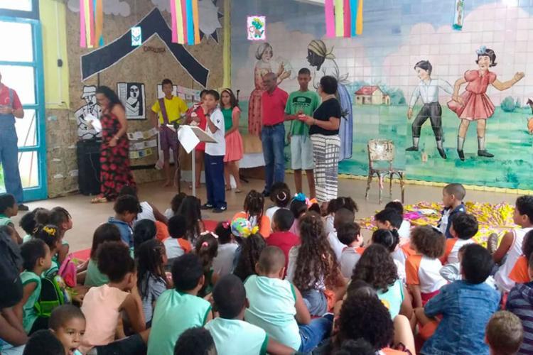 Evento conta com apresentações artísticas e contações de histórias - Foto: Divulgação