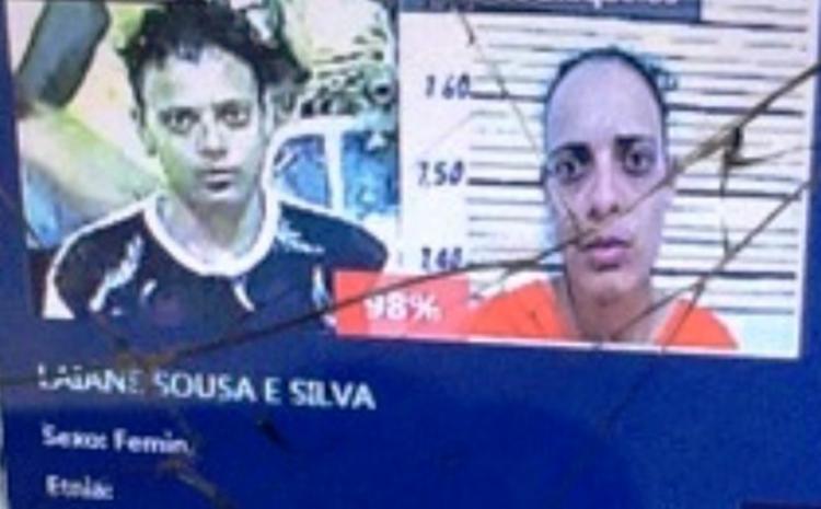 Mulher teria descumprido prisão domiciliar e foi detida pelos PMs - Foto: Divulgação | CPRL