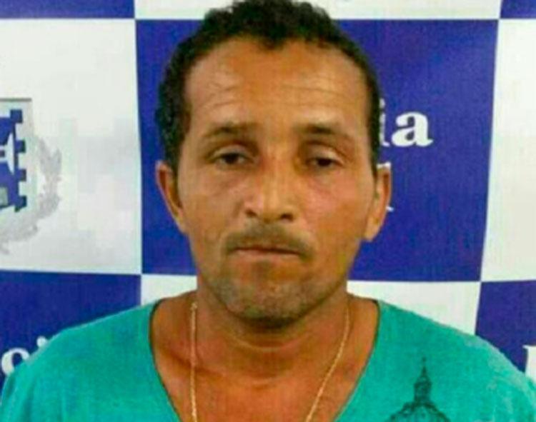 Rogério de Jesus Santiago estava foragido - Foto: Divulgação | SSP-BA