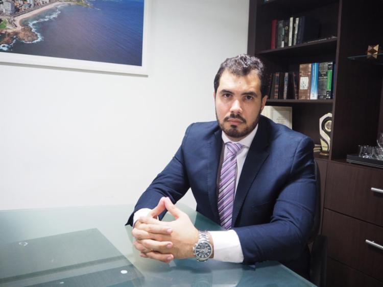 Advogado Levy Moscovits foi nomeado assistente de acusação do caso | Foto: Divulgação