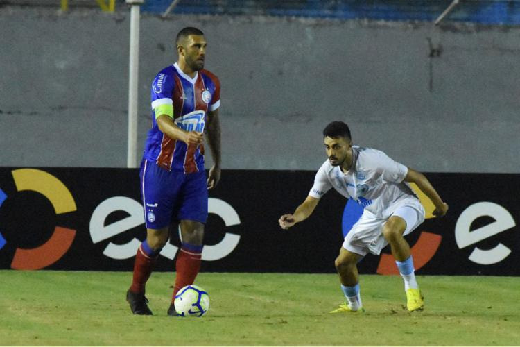 Esquadrão jogou para o gasto e garantiu a classificação - Foto: Gustavo Oliveira l Londrina Esporte Clube