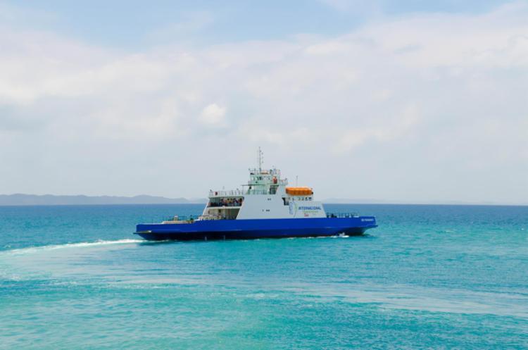 A duração do processo de docagem pode variar de acordo com as necessidades de cada embarcação - Foto: Divulgação