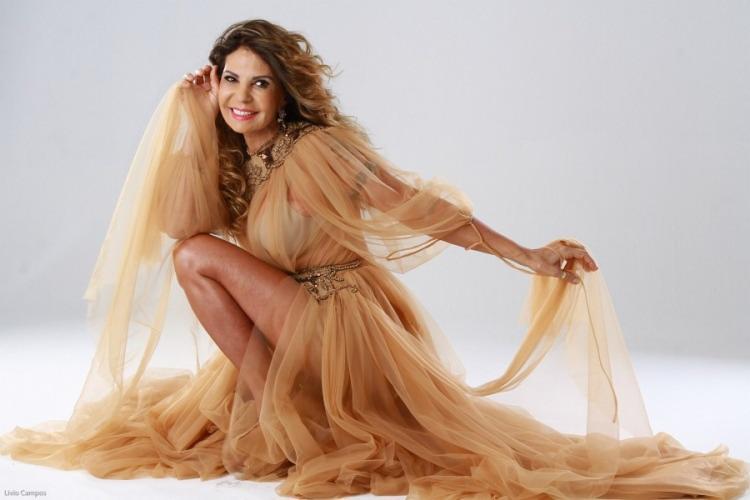 Cantora paraibana se apresentará no dia 7 de abril - Foto: Divulgação | Livio Campos