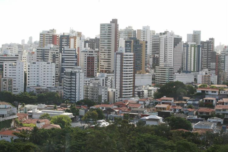 Nos últimos 12 meses, houve aumento de 34% nos empréstimos para aquisição e construção de imóveis - Foto: Joá Souza | Ag. A TARDE