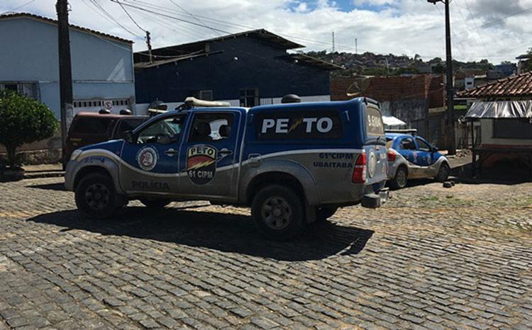 Fugitivos renderam o carcereiro durante o almoço com armas artesanais - Foto: Divulgação | Ubaitaba Urgente