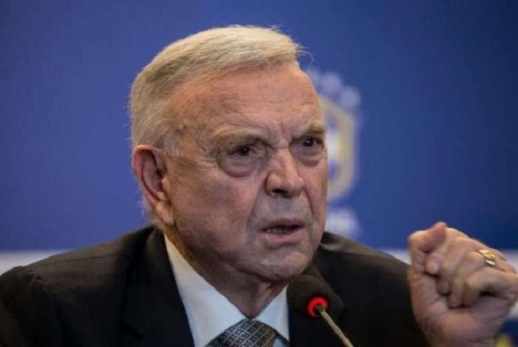 O dirigente foi punido pela entidade por ter participado de casos de suborno e corrupção durante o período de 2012 a 2015 - Foto: Divulgação   AFP
